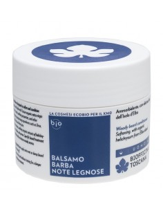 Balsamo barba note legnose - Biofficina Toscana