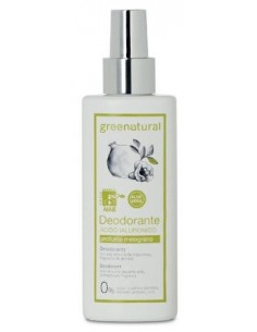 Deodorante Spray Ialuronico - Melgrano - Greenatural