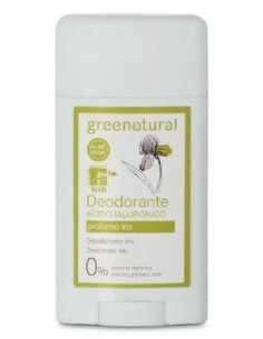 Deodorante Gel Ialuronico - Iris - Greenatural