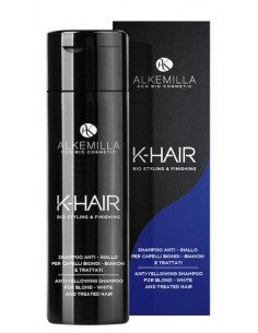 Shampoo Anti-Giallo K HAIR - Alkemilla