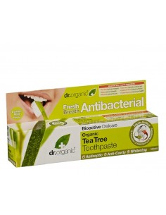 Dentifricio al Tea Tree - Dr Organic