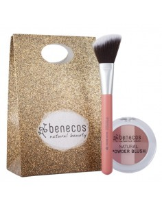 Gift set Blush & Brushs - Benecos