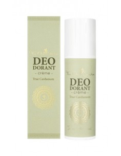 Deodorante in Crema CARDAMOMO - The Ohm Collection