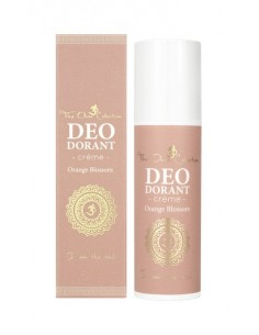 Deodorante in Crema FIORI D'ARANCIO - The Ohm Collection