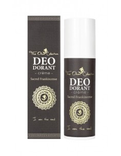 Deodorante in Crema INCENSO SACRO - The Ohm Collection