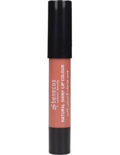 Natural Shiny Lip Colour - RUSTY ROSE - Benecos