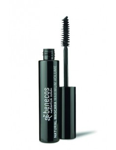 Natural Mascara Maximum Volume - DEEP BLACK - Benecos