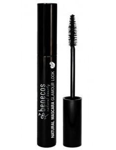 Natural Mascara Glamour Look - ULTIMATE BLACK - Benecos