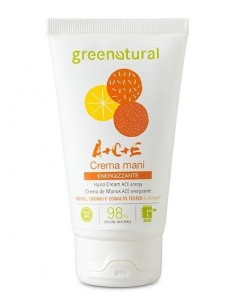 Crema mani Multivitamine ACE 75ml - Greenatural
