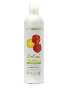 BagnoDoccia Multivitamine ACE 400ml - Greenatural