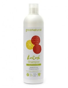 Shampoo Multivitamine ACE 400ml - Greenatural
