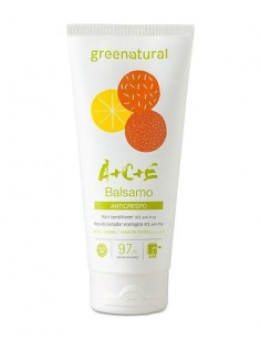 Balsamo anticrespo Multivitamine ACE 200ml - Greenatural