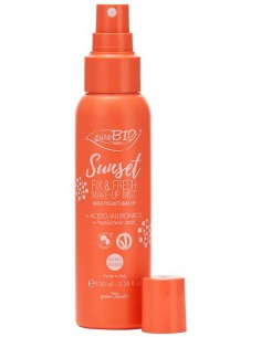 Sunset Fix&Fresh Make-up Mist - PuroBio
