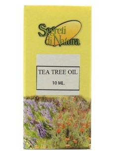Tea Tree Oil - Segreti di Natura