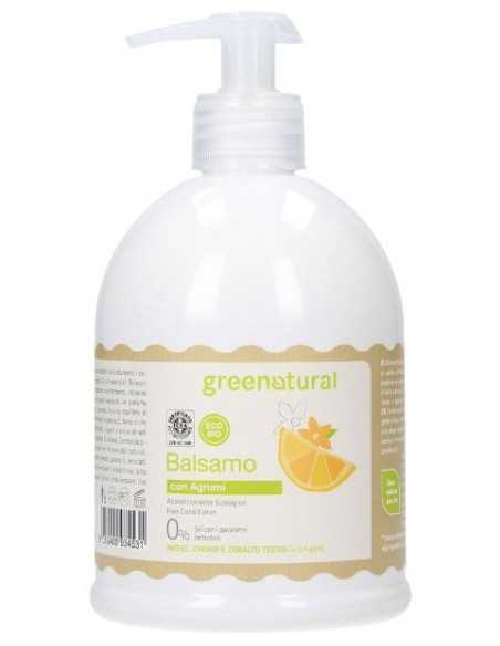 Balsamo agli Agrumi 500ml - Greenatural