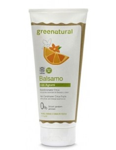 Balsamo agli Agrumi 200ml - Greenatural