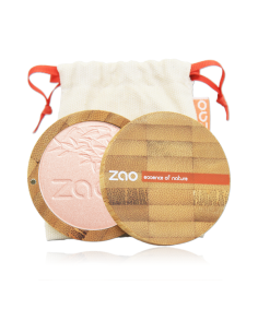 Shine-up powder 310 Champagne rosa  - Zao Organic