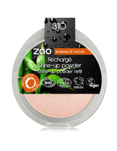 Ricarica Shine-up powder 310 Champagne rosa - Zao Organic