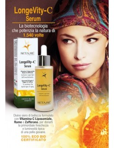 LongeVity-C Serum 30ml - Setaré
