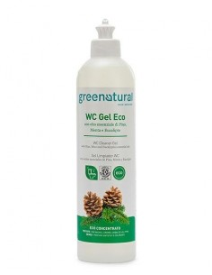 WC Gel Disincrostante - 500ml - Greenatural