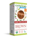 Tinta Vegetale Brown (castano) - Cultivator's