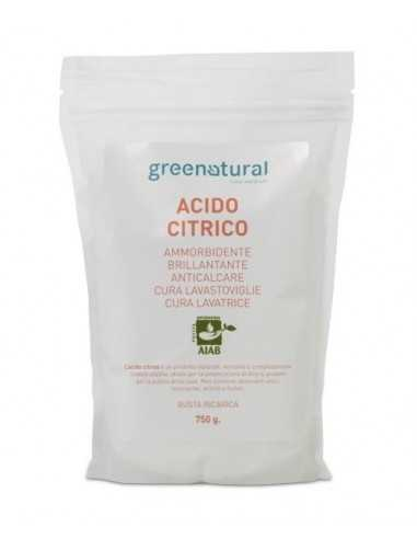 Acido Citrico in busta - Greenatural