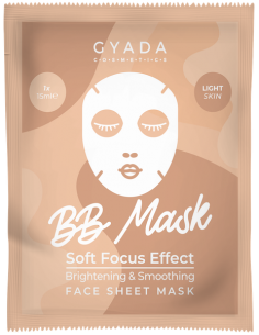 BB MASK Light skin - Gyada Cosmetics