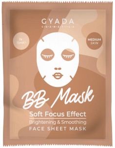 BB MASK Medium Skin - Gyada Cosmetics