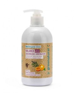 Bio Detergente Intimo Balance Ph 5.0 - 500ml - Greenatural