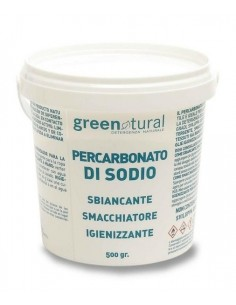 Percarbonato di Sodio 500gr - Greenatural
