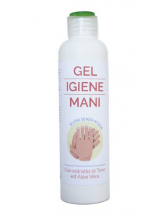 Gel Igiene Mani 250ml - Greennatural