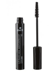 Mascara Waterproof Nero Certificato bio - Avril