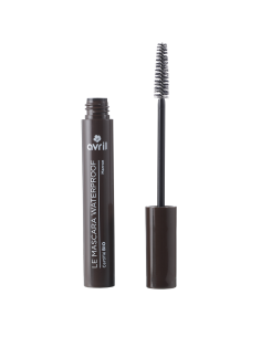 Mascara Waterproof Marron Certificato bio - Avril