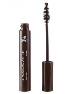 Mascara Volume Marrone Certificato bio - Avril