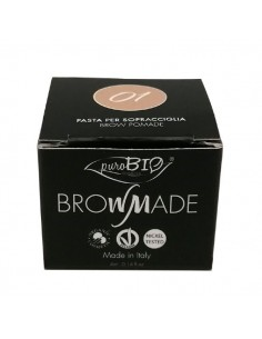 Brow made 01 Cenere 4ml - PuroBio