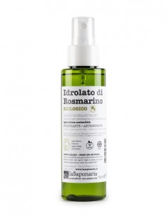 Idrolato di rosa bio Re Bottle Spray - La Saponaria