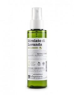 Idrolato di lavanda bio Re Bottle Spray - La Saponaria