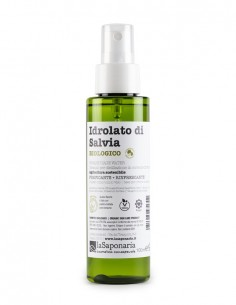 Idrolato di salvia bio Re Bottle Spray - La Saponaria