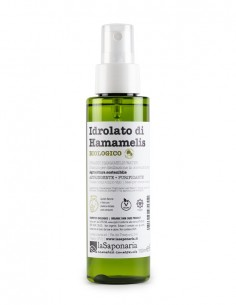 Idrolato di hamamelis bio Re Bottle Spray - La Saponaria