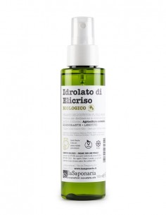 Idrolato di elicriso bio Re Bottle Spray - La Saponaria