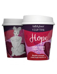 Cream to Go Hope 200ml - T-Cup Time - Latte & Luna