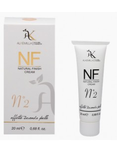 NF CREAM 02 (NATURAL FINISH CREAM) - Fondotinta Leggero