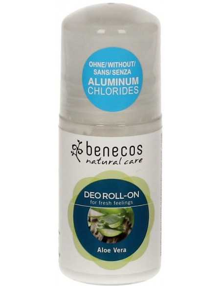 Natural Deo Roll On - ALOE VERA