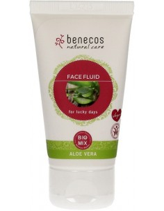 Natural Face Fluid - CREMA VISO ALOE