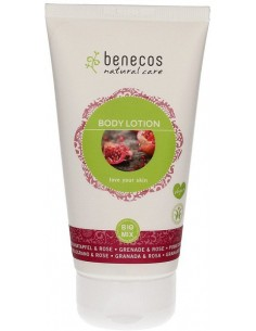 Natural Shower Gel - MELOGRANO e ROSA