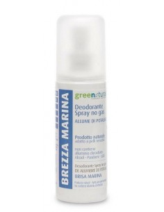 Deo Spray Brezza Marina - Greenatural -