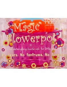 Magic Flower Pot Popping Purlple Tangle Teezer