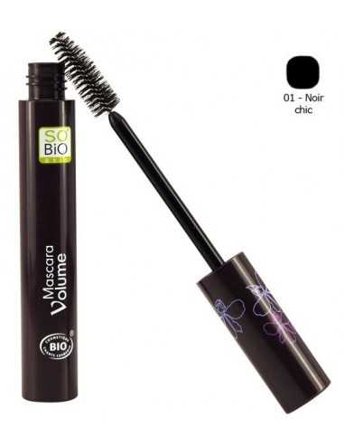 Mascara Volume 01 NOIR CHIC - So' Bio etic -