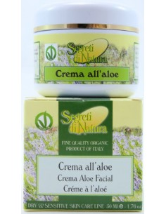 Crema All'Aloe - Segreti di Natura -