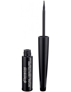 Natural Liquid Eyeliner - BLACK - Benecos